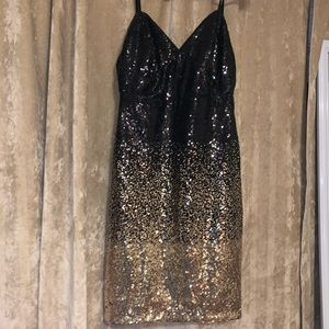 GUESS sequin dress